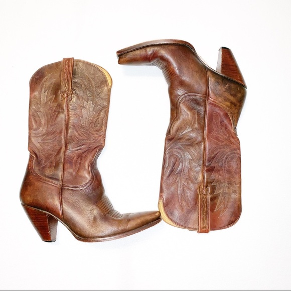 7c652a5adff Lucchese Charlie 1 Horse Western Cowboy Boots 8